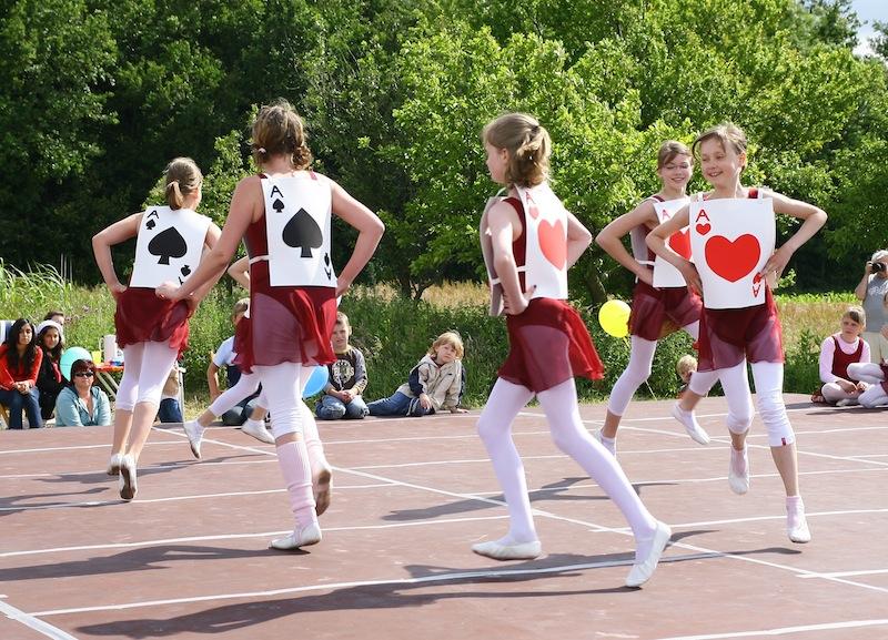 2009 - Alice im Wunderland